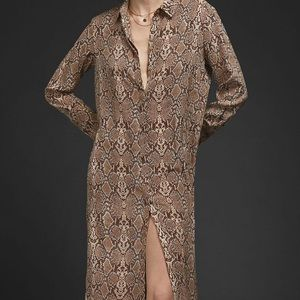 Anine Bing Dresses - Anine Bing Chelsea Shirt Dress